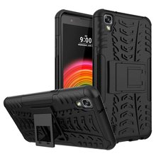 Buy Case LG X Power Anti Knock Mobile Phone Accessories Plastic Silicon Back Cover Phone Bags Cases LG X Power K210 K220DS for $3.74 in AliExpress store