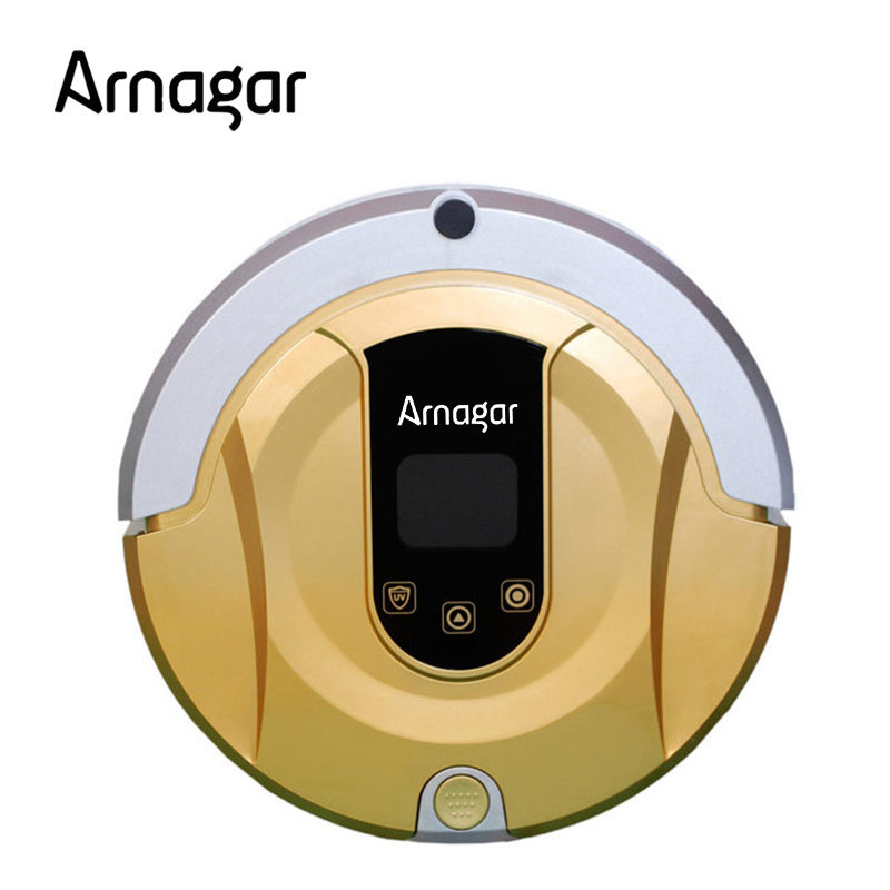 Home Vaccum Cleaner Carpet Floor Robot Vacuum Cleaner Smart Anti Collision Anti Falling 180ML Water Tank Wet Clean Self Charge(China (Mainland))