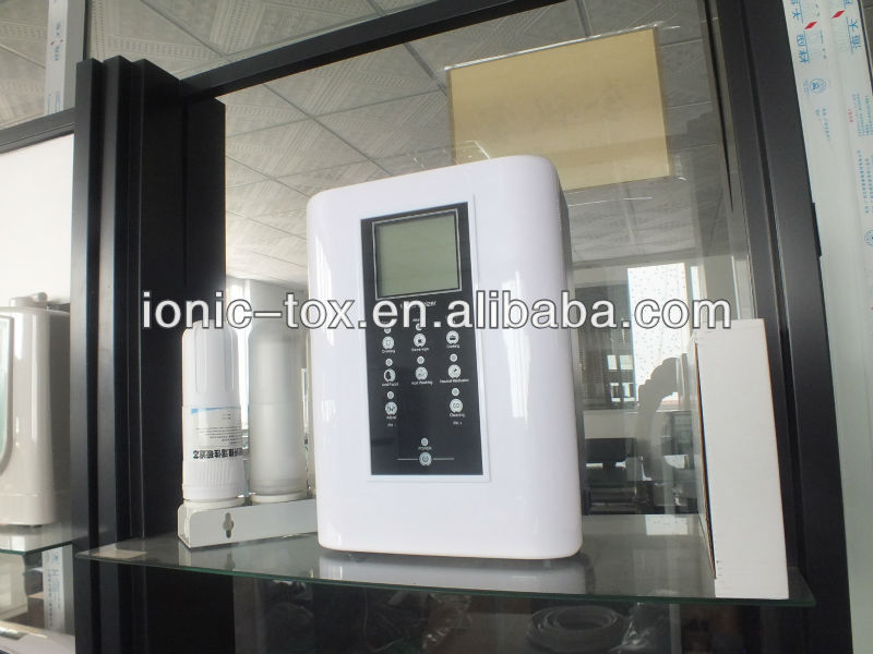 2013 Multi-functional water machine ionized magnetic ionizer,5 plates<br><br>Aliexpress