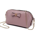 Fashion Grain Leather Simple Cowhide Change Purse Women Designer Genuine Leather Hand held Shoulder Bag Crossbody