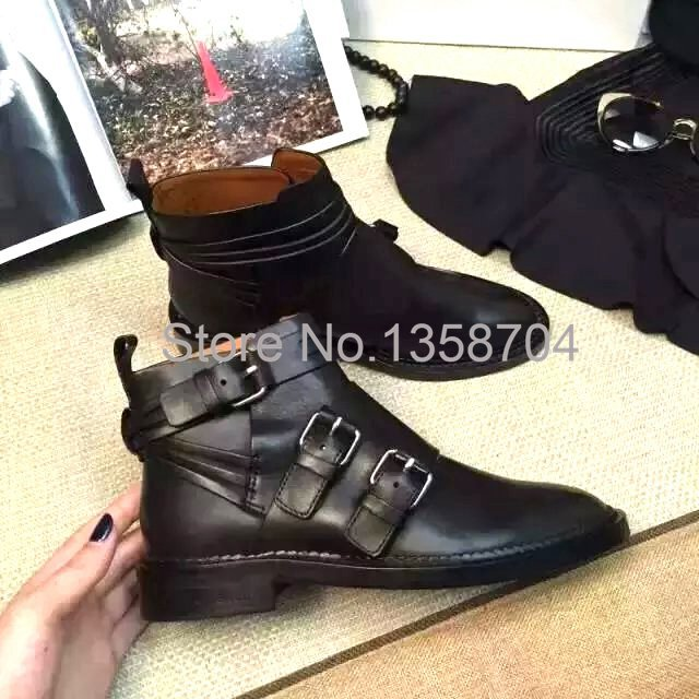 Гаджет  Brand women shoes high-end fashion short boots to keep warm in the higher slope with Martin pointed winter boots free shipping None Обувь