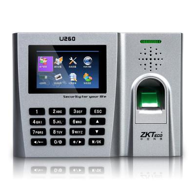 RS232/485, TCP/IP,USB-host, USB-client U260 biometric fingerprint reader Time & Attendance high performance,image quality(China (Mainland))