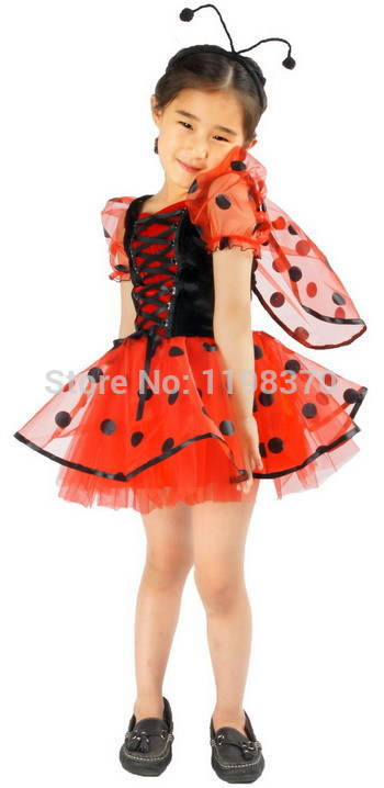 Red dress images insect