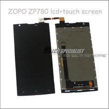 New Original ZOPO ZP780 LCD Display+Touch Screen Digitizer Replacement For ZOPO ZP780 Panel Repair Parts