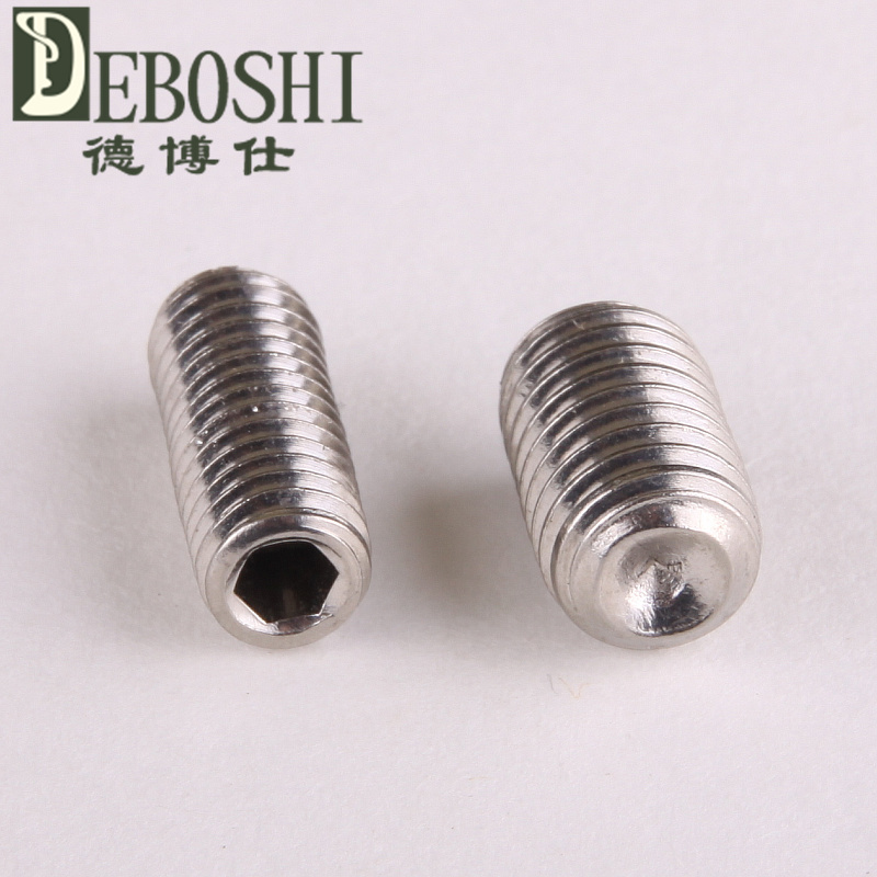 Cheap 304 stainless steel. Blunt end set screws / Jimi screws / Kimi M3 *12<br><br>Aliexpress