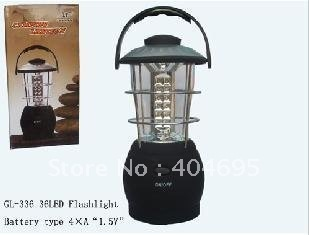 Free shipping 10pcs 36LED outdoor camping lights, led camp lights , tent lights