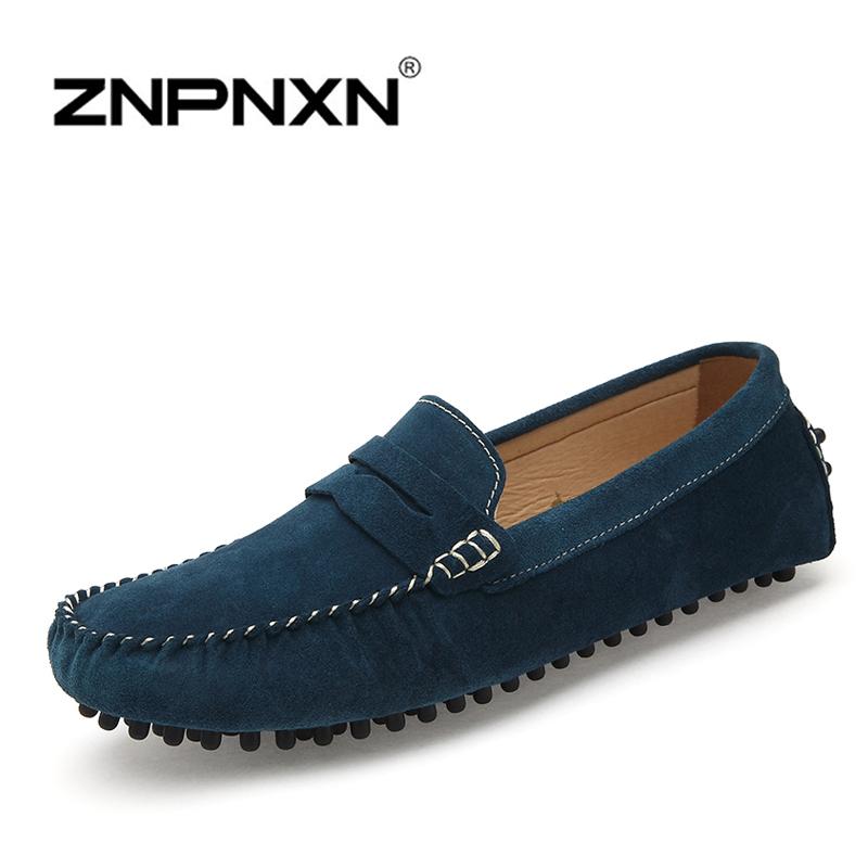 Fashion Men Shoes Summer Cool Winter Warm Suede Shoes Men's Sport Flats Shoes Low Mens Sneakers Oxford Shoe for Men Sneaker