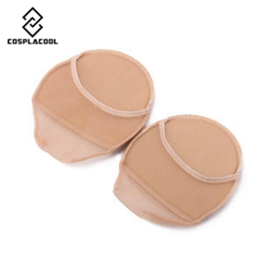 Super soft Thick Forefoot pad Protected Invisible High heeled shoes cushion Non-slip Prevention of pain The insole socks