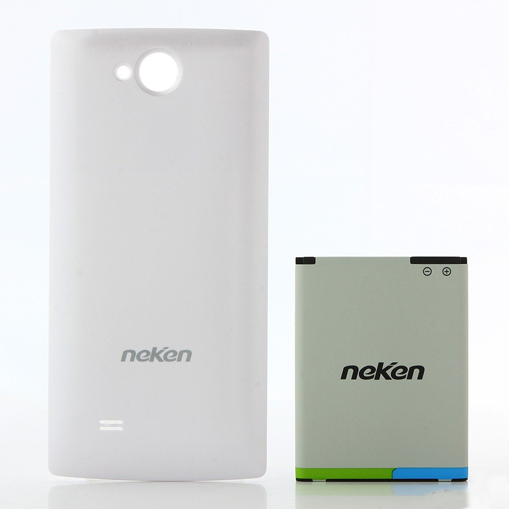 Original 3000mAh Large Battery Matched Back Shell Case for Neken N6 Smartphone