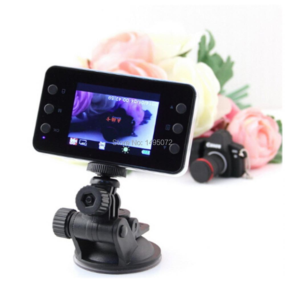 2.4 Inch K6000 HD Car DVR Vehicle Camera Video Recorder Dashcams LED Night Vision Black Box(China (Mainland))