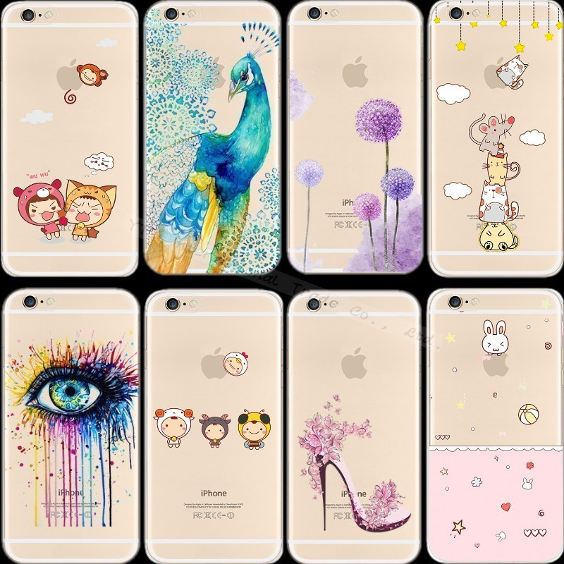 """YY-K00: Luxury Style Cell Phone Back Cases For Apple iPhone 6 4.7"""" Painted Case For iPhone6 Cover Shell KCBB MAA-88 HAA-66 KJAAA(China (Mainland))"""