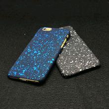 Телефон чехол PT4048, 3d чехол трехмерные звезд ультратонкий заморожено для iPhone 6 4,7 «