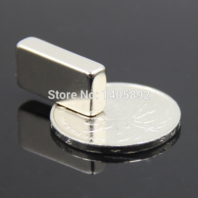 10pcs Super Powerful Strong Rare Earth Block NdFeB Magnet Neodymium N35 Magnets F20*10*6mm- Free Shipping<br><br>Aliexpress