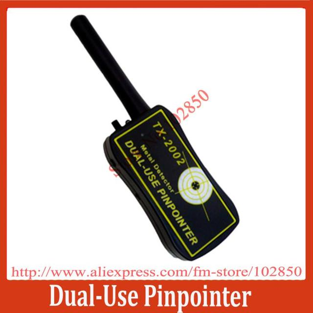 Hand-held Metal Detector,TX2002 Dual-Use Ultra High Sensitivity Pinpointer