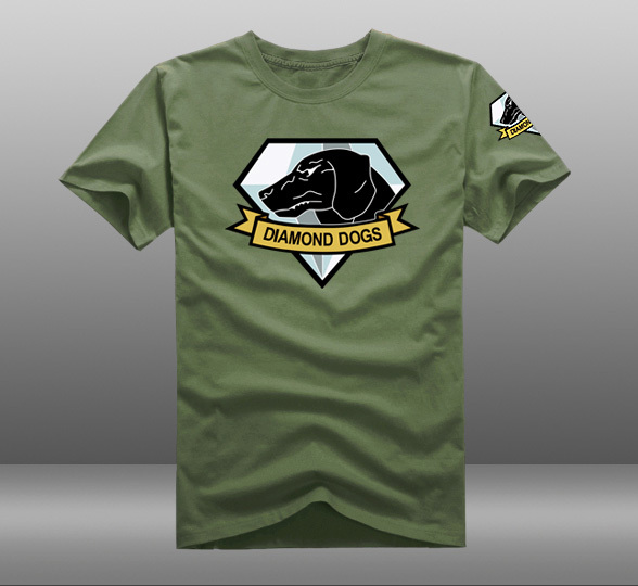 Diamond Dogs Logo t Shirts
