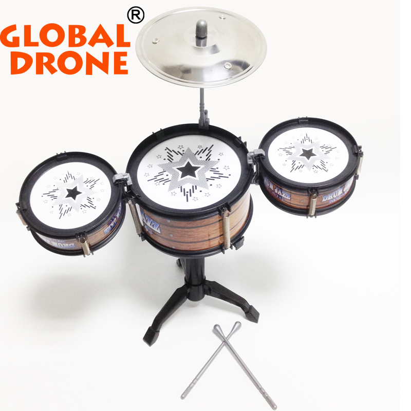 NEWEST Children jazz drum drum simulation hand drum musical instrument toys wholesale stalls selling children(China (Mainland))