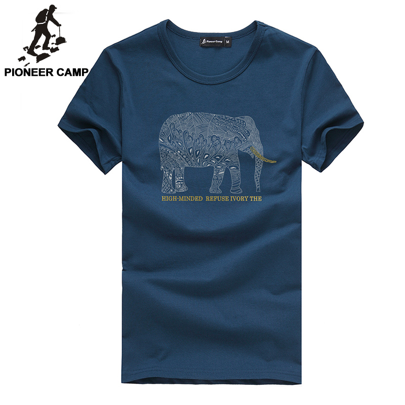 Pioneer camp free shipping 2015 new fashion mens t shirt for Mens t shirts free shipping