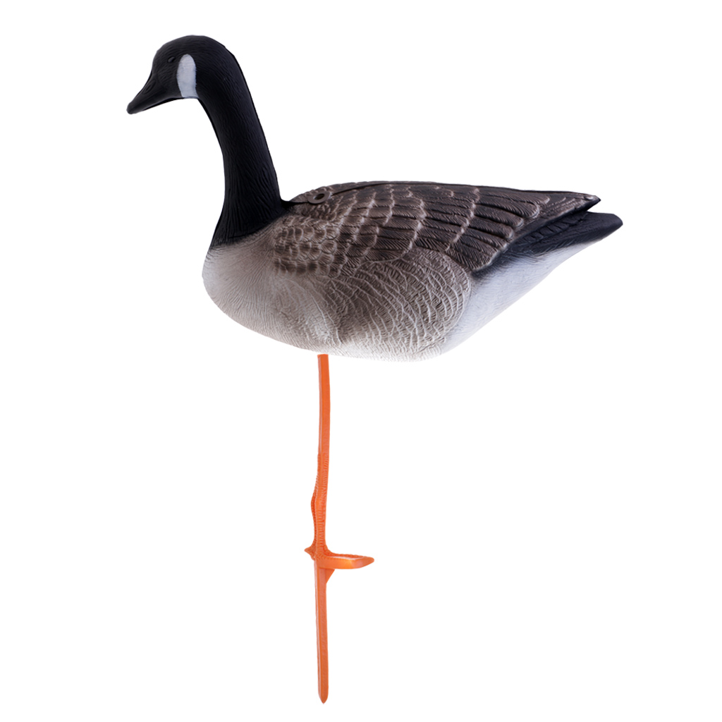 3Pcs Lifelike Full Body Goose Hunting Shooting Decoys Lawn Ornaments Decors, 3 Different Models