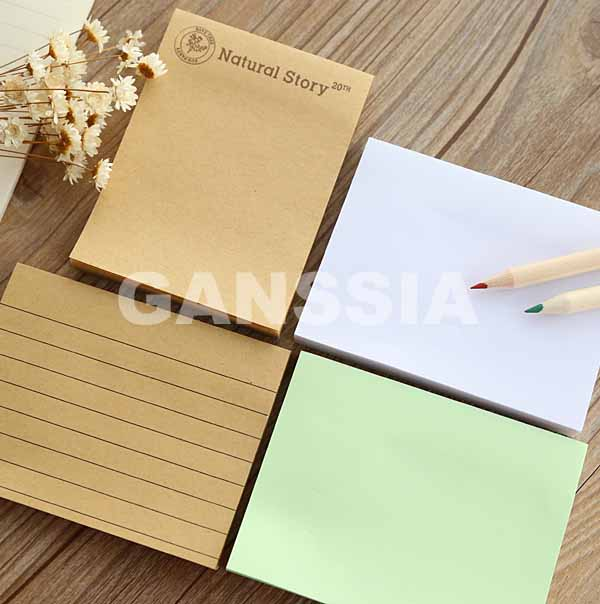 100*75mm Memo it sticky notes color Paper Removable adhesive paper Gift cute stationery material School supplies(ss-a992)<br><br>Aliexpress