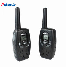 2 stücke RETEVIS RT628 Kinder Walkie Talkie 0,5 Watt UHF 446 MHz LCD Display Tragbare Ham Radio Comunicador Hf Transceiver A1026B(China (Mainland))