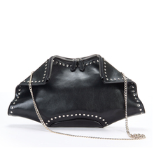 New Shoulder bags 2014 fashion rivet genuine leather women bags hobo stylish day clutches handbags personality