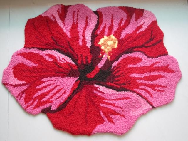 Achetez En Gros Fleur En Forme De Tapis En Ligne Des