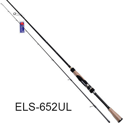 Tsurinoya ELITE ELS-652UL Lure Rod FUJI Spinning/Casting  Fishing Rods 1.95m UL Bass Rods<br><br>Aliexpress