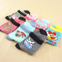 cheap price promotion hot sales low price  promotion   children many style breathable unisex color random send cotton  socks(China (Mainland))