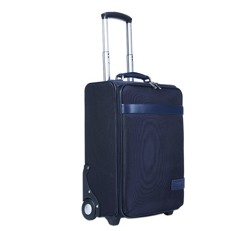 Commercial travel trolley luggage bag fashion luggage 20 luggage lock