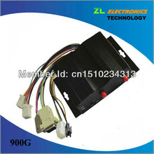 FREE SHIPPING! Professional Vehicle Car GPS Tracker 900g With FREE Using Software(China (Mainland))