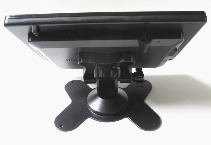 7 inch Touch key LCD Car auto portable dashboard TV Monitor MP3 MP4 AV video player USB SD TV Tuner FM car monitor