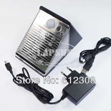 Solar Power 720P HD CCTV DVR DV Camera PIR Motion Activated Sensor 15 LED Road Lamp Light illuminator For Home Personal Security(China (Mainland))