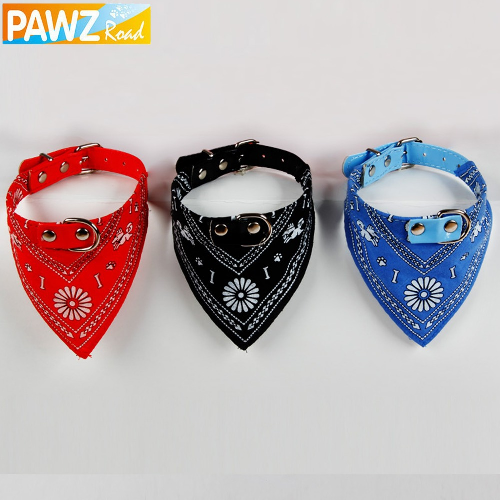 Free shipping Pet Grooming Scarf Collar Dog Cat Grooming Product Pet Charm Accessories Puppy Cat Adjustable Collar 3 Colors(China (Mainland))