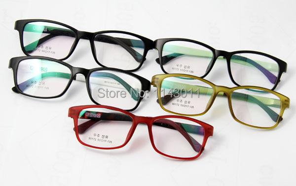 2014 stock ULTEM glasses frames/colorful optical eyewear frames - Fashion No1 store