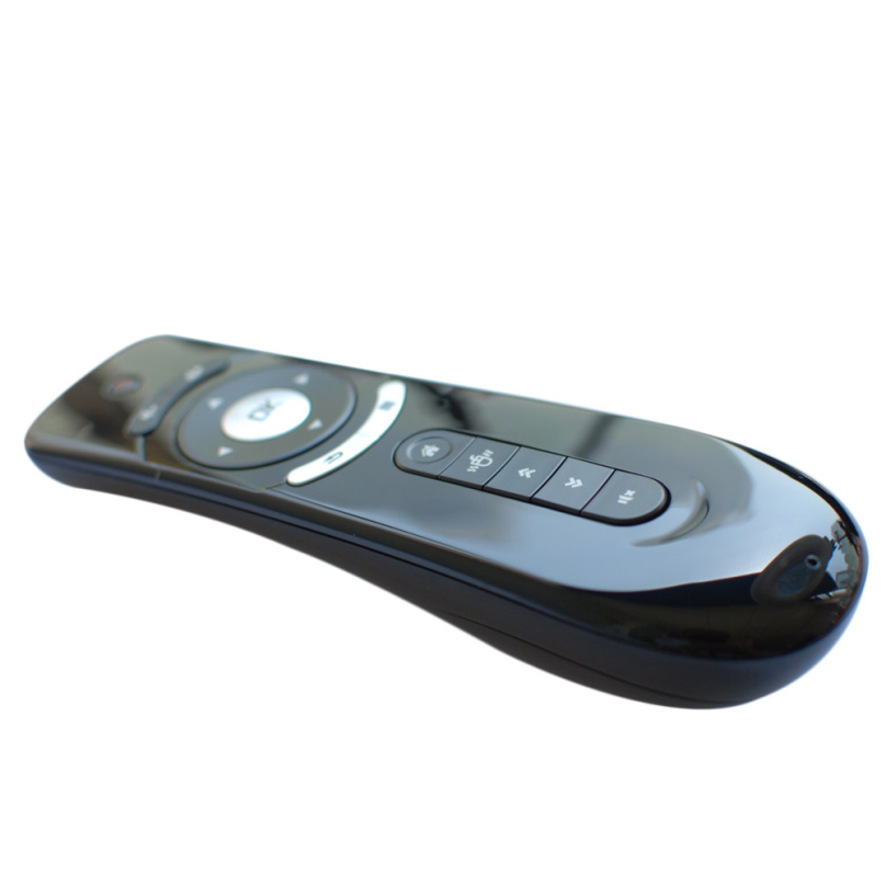 2015 Fashion Gyroscope Mini Fly Air Mouse T2 2.4G Wireless 3D Remote Sensing Air Mouse Top Quality(China (Mainland))