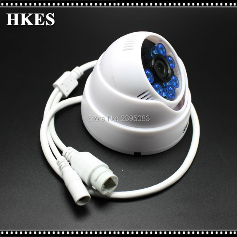 2016 Promotion HD 2MP IR 15m network IP Camera security cctv Dome Camera Support POE