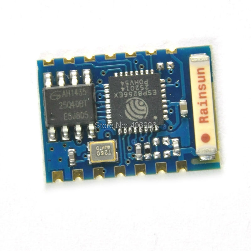Электронные компоненты 5pcs/esp8266/03 WIFI FZ1118 esp 07 esp8266 uart serial to wifi wireless module