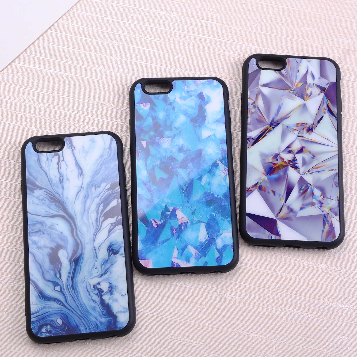 Online buy wholesale agate marbles from china agate for Coque iphone 6 miroir