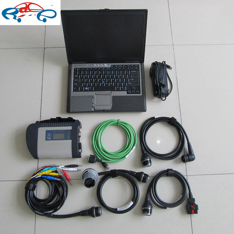 2016 super star mb sd c4 connect compact diagnosis system 2016.07v super speed ssd in laptop d630 for dell laptop (2gb ram)(China (Mainland))