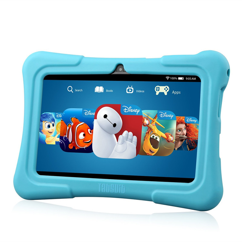Dragon Touch Y88X Plus 7 inch Kids Tablet Quad Core CPU Android 5.1 Lollipop IPS Display Kidoz Pre-Installed w/ Bonus Content(China (Mainland))