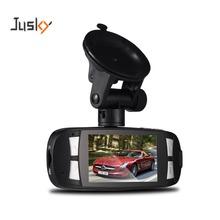 Jusky 100% Hot sell Original Novatek 96650 Car Camera G1W 1080P Full HD Video Recorder WDR Dash Cam 2.7″ GS108 Night Vision