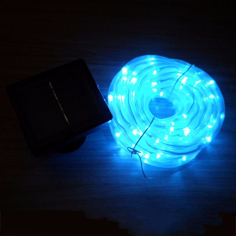 LED solar rope light-9