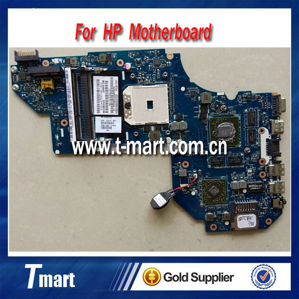 for hp M6-1000 702177-001 laptop motherboard AMD non-integrated working well and  full tested<br><br>Aliexpress