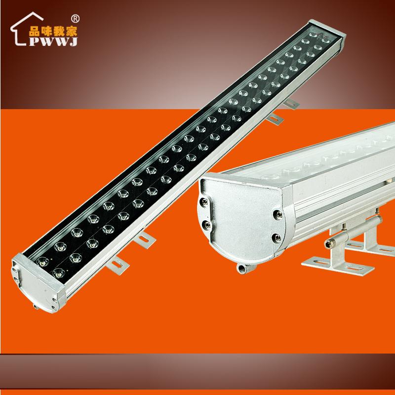Фотография 48w led wall wash light spotlight led lines lamp led strip lights dmx512