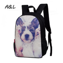 Women Backpack Cartoon Printing Fashion Casual School Bag for Teenage Girl Boy Men Leisure Outdoor Travel Camping Backpack A0090