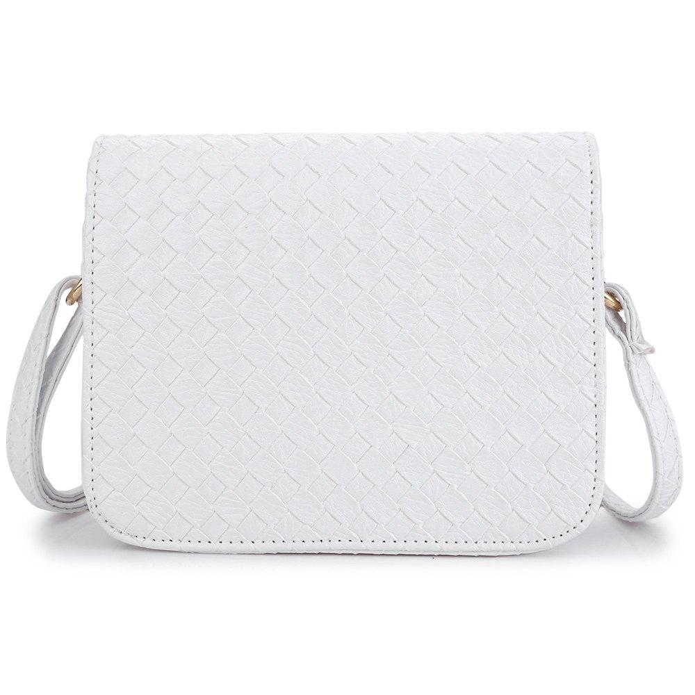 Lady Water Cube Patchwork Cover Shoulder Messenger Bag Luxurious Style Bolsa Feminina luxury Handbags Women Bags Designer(China (Mainland))