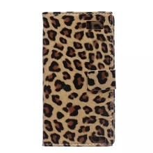 Newest For BB Z20 Stand Wallet Leopard Line Leather Holder Magnetic Cover Flip Case For BlackBerry Leap Wholesale And retail(China (Mainland))