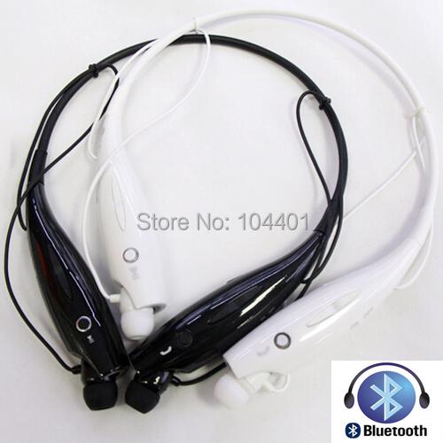 Sports Stereo Wireless Bluetooth Headset Earphone Headphone for iPhone Samsung HTC LG Nokia Smartphone neckband style(China (Mainland))