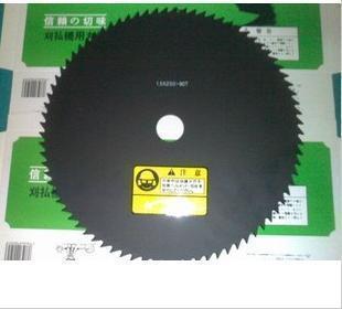 Petrol lawn mower 80 40 blade weeding machine grass trimmer circle blade(China (Mainland))