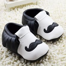 2015 New 1 Pair Send Fringe Bow Genuine Leather Baby Moccasins Soft Baby Shoes Baby Prewalker Tassels PU Leather Shoes(China (Mainland))